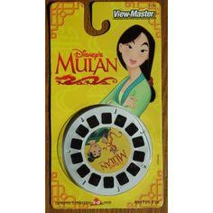 Disney Mulan View-master Pack