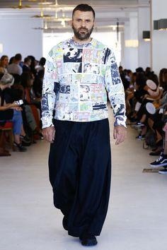Eckhaus Latta Spring 2016 Ready-to-Wear Fashion Show