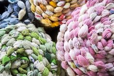 Filleryer i ville farger: pr meter Merino Wool Blanket