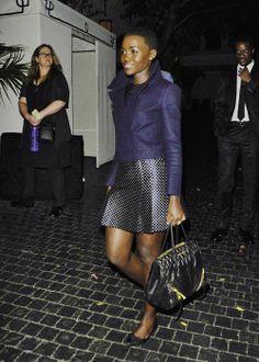 Les looks de la semaine spécial Lupita Nyong'o | Article Nos looks | Trucs De Nana