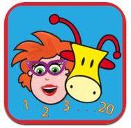 Inmiddels zijn Juf Jannie en Jop de Giraf bekende namen in de 'app wereld'. Beide maken educatieve apps voor peuters, kleuters en kinderen. Sinds vandaag hebben ze ook samen een app gemaakt!
