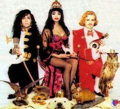 Army Of Lovers - Alexander Bard, La Camilla Henemark, Jean-Pierre Barda