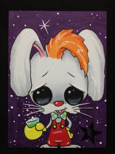 Hey, I found this really awesome Etsy listing at https://www.etsy.com/listing/168144638/sugar-fueled-roger-rabbit-who-framed