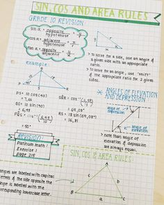 Hope you enjoy this little post on some math notes. To all the Seniors (in South Africa) who finished school on Friday or who are finishing… Math Notes, Class Notes, School Notes, Calculus Notes, Physics Notes, Chemistry Notes, Science Notes, Life Hacks For School, School Study Tips