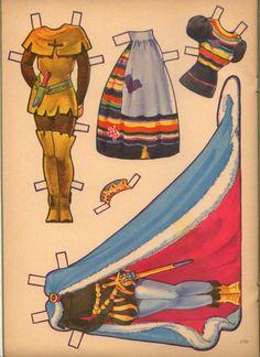 Cinderellla #1730 page 4 of clothes