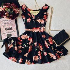 Vestido NEOPRENE C/