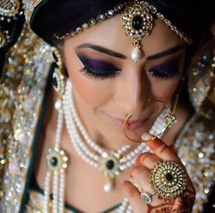 Beautiful picture of bride