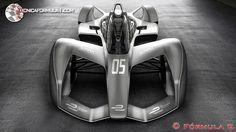 Spark desarrollará el coche para la quinta temporada de la Fórmula E #F1 #Formula1