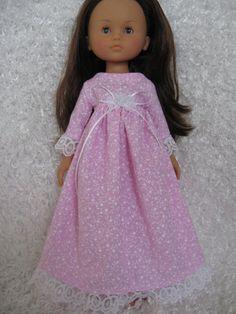 1800 Pink Dress for Corolle Les Cheries by sabaisabaiboutique, $8.88