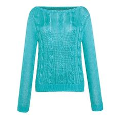 Buy Lauren by Ralph Lauren Cable Knit Jumper Online at johnlewis.com