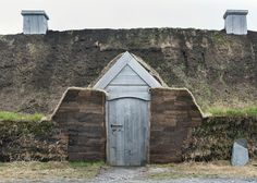 "Viking sod house Go to http://iBoatCity.com and use code PINTEREST for free shipping on your first order! (Lower 48 USA Only). Sign up for our email newsletter to get your free guide: ""Boat Buyer's Guide for Beginners."""