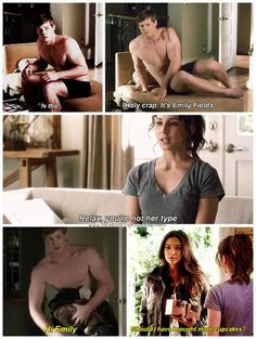 "Pretty Little Liars. ""Should I have brought more cupcakes?"""