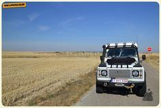 #FEF From the album 2016_Portugal_Day15 #defender #olli #landrover #4x4 #travel #camping #france #germany #spain #portugal #corsica #onelifeliveit Link to album: http://ift.tt/2xVTB1J