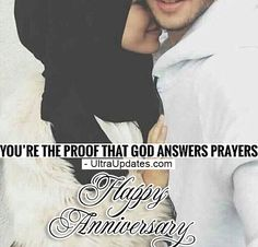 20 Islamic Wedding Anniversary Wishes For Husband & Wife Anniversary Wishes For Him, Happy Anniversary To My Husband, Happy Anniversary Cakes, Wedding Anniversary Quotes, Engagement Wishes, God Answers Prayers, Muslim Love Quotes, You Are My Life, Husband Quotes