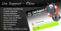Live Support Rhino