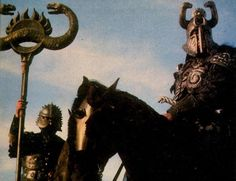 Thulsa Doom (James Earl Jones) / Conan the Barbarian (1982)