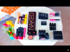 Cute Makeup bin thingie jibbers -MylifeasEva