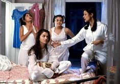 Bride and Prejudice is a romantic drama film directed by Gurinder Chadha. The screenplay by Chadha and Paul Mayeda Berges is a Bollywood-style adaptation of Pride and Prejudice by Jane Austen. It was filmed primarily in English, with some Hindi and Punjabi dialogue. The film was released in the United Kingdom on 6 October 2004 and in the United States on 11 February 2005