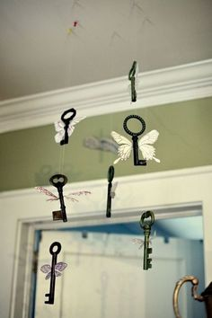 Keys with Wings