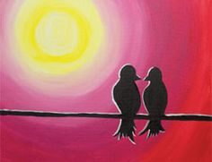 """Adult Canvas Paintings: 16""""x20"""""""