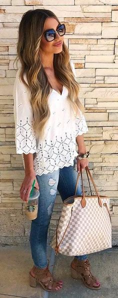 Beautiful Summer Outfits To Wear Now 14