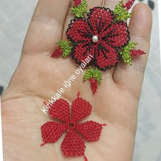 Let& start saying new work bismillah and I hope the Crochet Flower Patterns, Crochet Motif, Crochet Flowers, Filet Crochet, Rose Embroidery, Embroidery Patterns, Diy Halloween Decorations, Halloween Crafts, Crochet Crafts