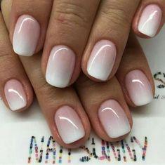 Semi-permanent varnish, false nails, patches: which manicure to choose? - My Nails Wedding Day Nails, Bridal Nails, Hair And Nails, My Nails, Nagellack Trends, Dipped Nails, Pretty Nail Art, Nail Envy, Nagel Gel