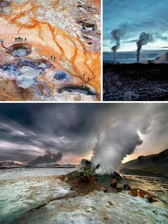 It may be called The Gateway To Hell, but Námaskarð is simply heavenly to those who seek the unearthly while still staying on Earth.