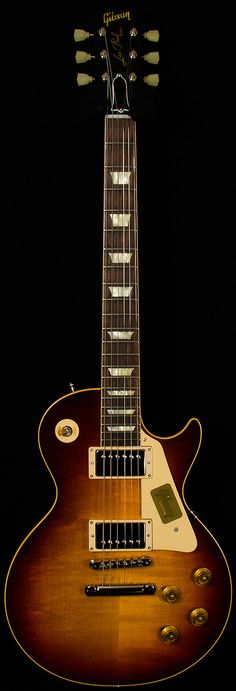 2015 True Historic 1958 Les Paul Reissuej