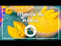 Prapapá - Mousse de Manga para Bebês (Vegetariano) - YouTube