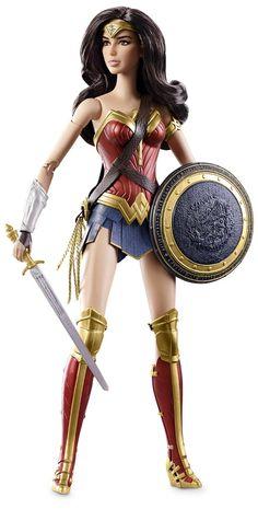 Barbie Batman Vs Superman: Dawn Of Justice Wonder Woman - R$ 395,99 no MercadoLivre