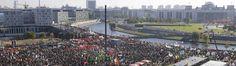DERUWA: Live: Großdemonstration gegen TTIP und CETA in Ber...