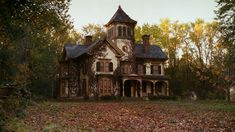 "witchyautumns: "" Spiderwick house """