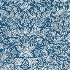 limited stock - liberty of london - tana lawn cotton - limited edition print -  2015 - strawberry meadow by washimatta on Etsy https://www.etsy.com/listing/245352840/limited-stock-liberty-of-london-tana