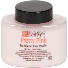 Ben Nye Face Powder Pretty Pink Translucent