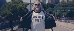 New York by Joey Ramone.