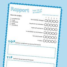 Rapport voor de leerkracht.   De Onderwijsstudio.nl