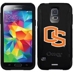 OS Design on OtterBox Commuter Series Case for Samsung Galaxy S5