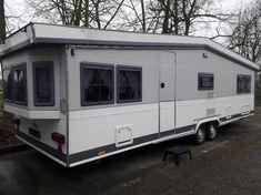 Wohnwagen Hobby Landhaus 750 UML mit Standvorzelt Recreational Vehicles, Travel Trailers, Farmhouse, Used Cars, Camper, Campers, Single Wide