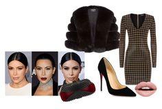 Designer Clothes, Shoes & Bags for Women Harrods, Mood Boards, Balmain, Christian Louboutin, Sparkle, Shoe Bag, Heels, Polyvore, Stuff To Buy