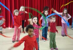 Aimee Curtis Pfitzner shares her lovely lesson which pairs the music of Tale of Two Villages with movement cards to choreograph simple ribbon/scarf dances. Orff Activities, Movement Activities, Music Education Lessons, Music Lessons, Kindergarten Music, Teaching Music, Folk Dance, Dance Music, Dance Class