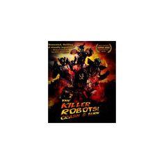 Killer Robots (Blu-ray), Movies