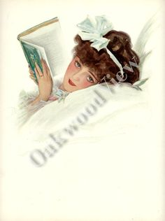 #GirlforaRomance #antique #vintage #edwardian #Print #beautifulwoman #HenryHutt #love #romance #oakwoodview #oakwoodviewtoo #evt #vintageteam by OakwoodView