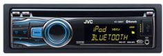 JVC KDS88BT CD Receiver with Bluetooth Adapter Pandora ready, Includes remote, Front USB by JVC. $112.00. Enhance your car's entertainment options and drive more safely, all in one device, with the JVC KDS88BT CD Receiver with Bluetooth Adapter. It has plenty of options to play multiple devices and includes a microphone so you can make calls hands-free.