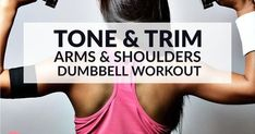 Arm And Shoulder Workout