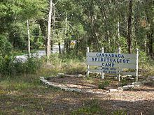 Cassadaga, Florida - Wikipedia, the free encyclopedia