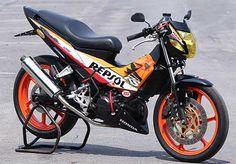 Honda Sonic 125RS Repsol