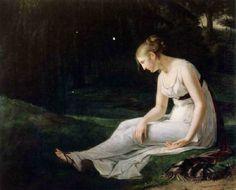 Melancholy - Marie Bracquemond