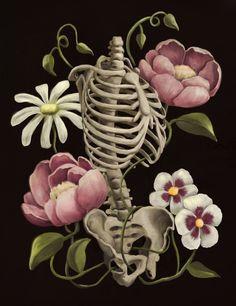 Illustration by Eeva Meltio My Works, Illustration, Plants, Illustrations, Plant, Planets