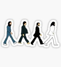 Abbey Road Pegatina
